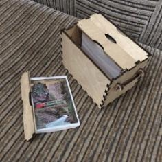 Photo Box File Download For Laser Cut Free CDR Vectors Art