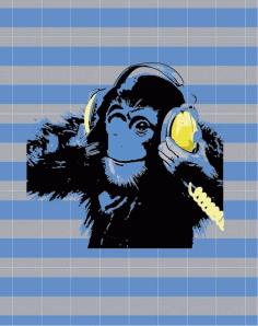 Animal music Free CDR Vectors Art
