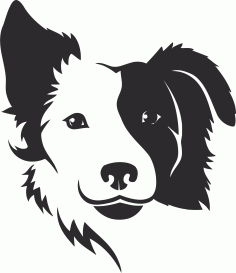 Dog Silhouette Free CDR Vectors Art