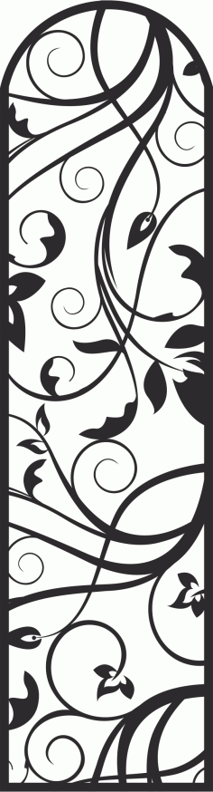 Grille Natural Design Free CDR Vectors Art
