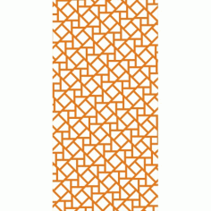 Cnc Panel Laser Cut Pattern File cn-h281 Free CDR Vectors Art