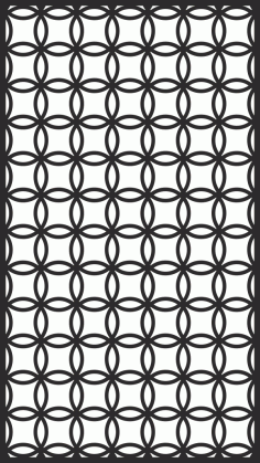 Decorative Screen Panel File Free CDR Vectors Art