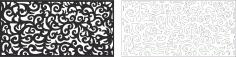 Swirl Floral File Free CDR Vectors Art