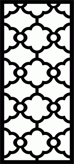 Iron Grill Design File Free CDR Vectors Art