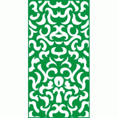 Cnc Panel Laser Cut Pattern File cn-h130 Free CDR Vectors Art