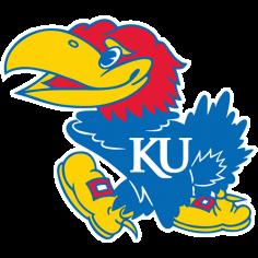Kansas Jayhawks Logo Dxf Free DXF File