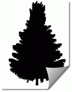 Tree 6 Free DXF File
