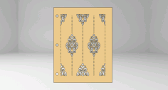 Victorian Vector Free DXF File