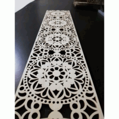 Laser Cut Decor Pattern For Cnc Free DXF File