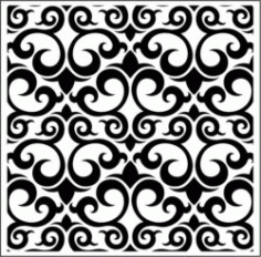Carved Wood Vector Download For Laser Engraving Machines Free CDR Vectors Art