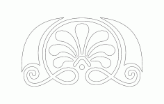 Headboard Ideas Design Free DXF File