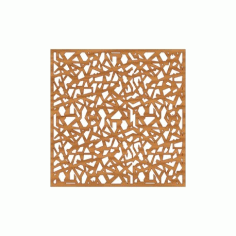 Laser Cut Pattern Design Cnc 150  Free DXF File