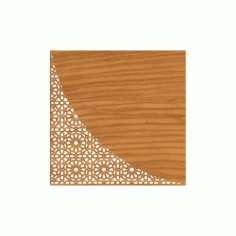 Laser Cut Pattern Design Cnc 115  Free DXF File