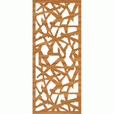 Laser Cut Pattern Design Cnc 88  Free DXF File