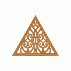 Laser Cut Pattern Design Cnc 52  Free DXF File