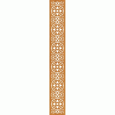 Laser Cut Pattern Design Cnc 34  Free DXF File