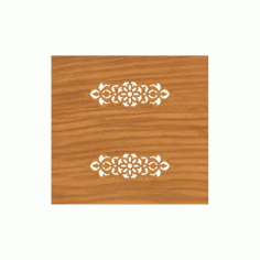 Laser Cut Pattern Design Cnc 31  Free DXF File