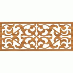 Laser Cut Pattern Design Cnc 8  Free DXF File