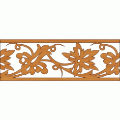 Laser Cut Pattern Design Cnc 328 Free DXF File