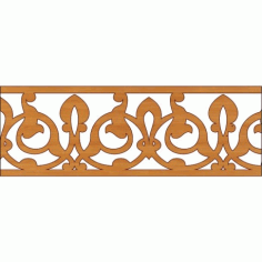 Laser Cut Pattern Design Cnc 315 Free DXF File