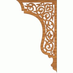Laser Cut Pattern Design Cnc 278 Free DXF File