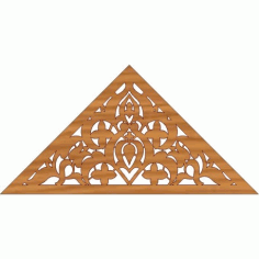 Laser Cut Pattern Design Cnc 217 Free DXF File