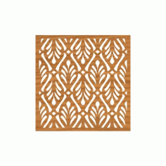 Laser Cut Pattern Design Cnc 187 Free DXF File