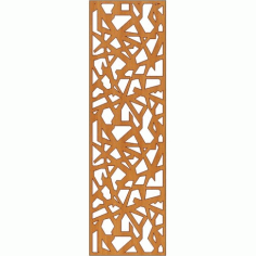 Laser Cut Pattern Design Cnc 173 Free DXF File