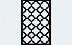 Grille Free DXF File