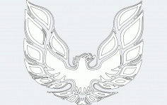 Firebird 00 1 Free DXF File