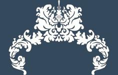 Floral Design 5 Free DXF File