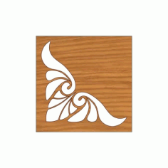 Decoration Screen Panel Design 381 Cnc Free DXF File