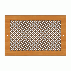 Decoration Screen Panel Design 439 Cnc Free DXF File