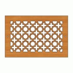 Decoration Screen Panel Design 441 Cnc Free DXF File