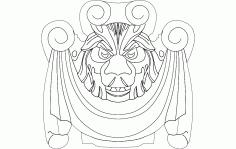 Background Design 9 Free DXF File