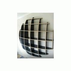 Bookshelf v2 Free DXF File