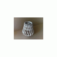 Lamp Brilliant x3 Free DXF File