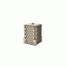 Porta Tintas Giratorio 1 Free DXF File