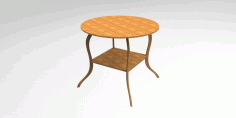 Laser Cutting Simple Stool File Free CDR Vectors Art