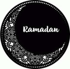 Islamic Ramadan Download For Printers Or Laser Free CDR Vectors Art