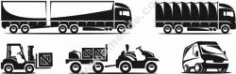 Transportation Icon Free DXF File