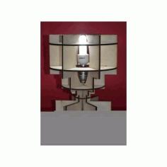 Lari Lamp Free DXF File