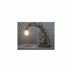 mekhanograf4 Lamp Free DXF File