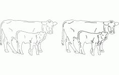 Farm Image Free DXF File