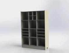Piece 2 Free DXF File