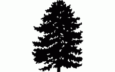 Trees Free DXF File