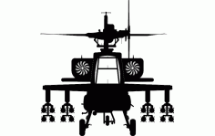 Apaches Free DXF File