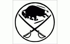 Buffalo Free DXF File