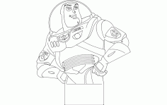 Buzz Free DXF File