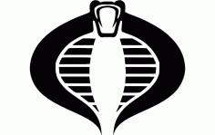 Cobra 2 Free DXF File